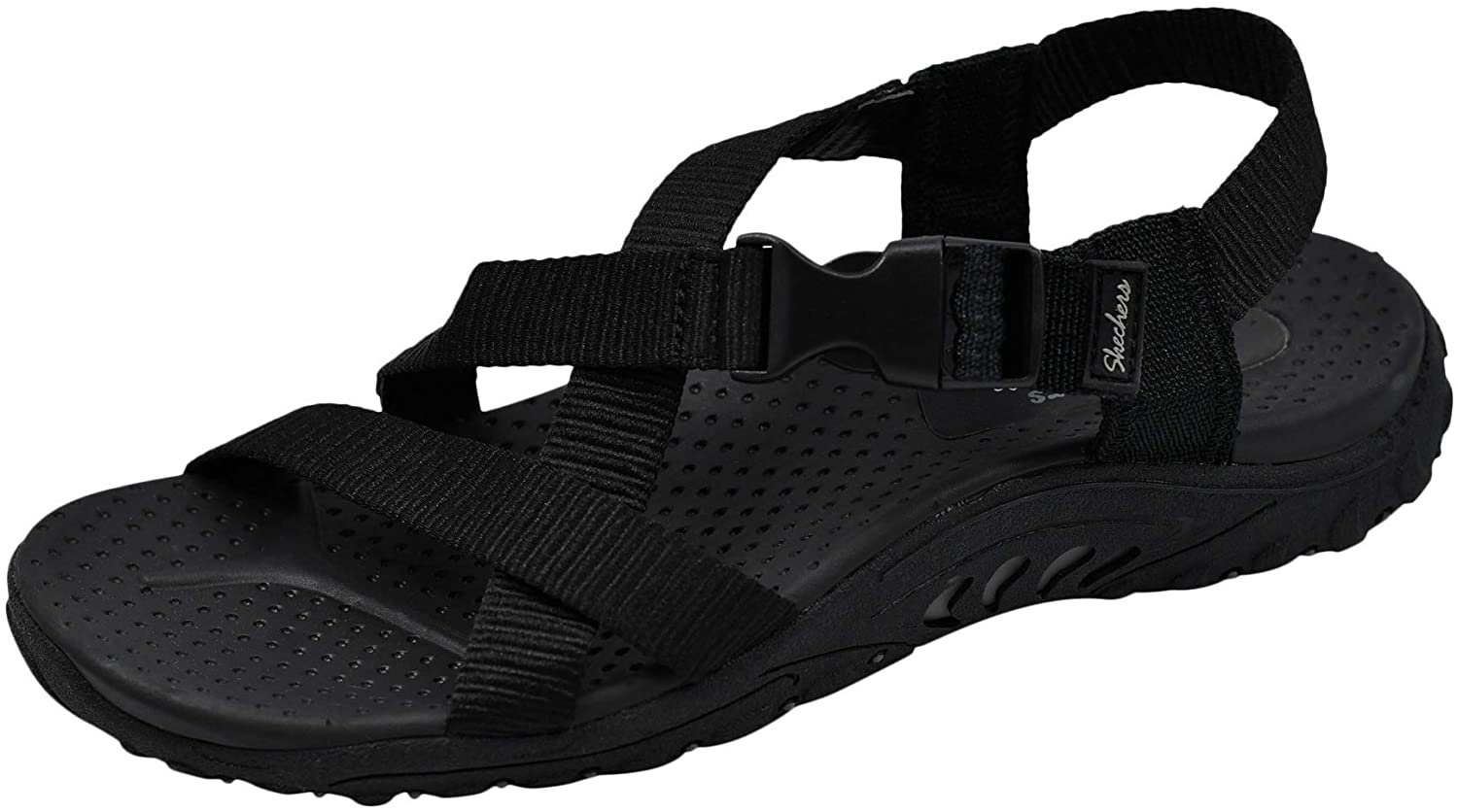 Skechers Women/'s Reggae-Kooky Flat Sandal Choose SZ//color