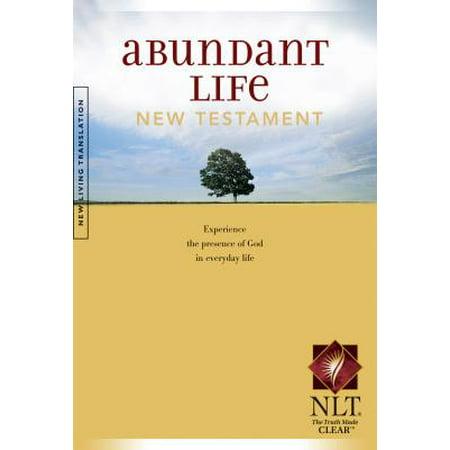 Abundant Life Bible New Testament