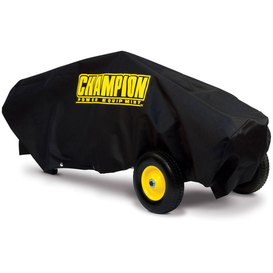 Champion 90053 Weather-Resistant Storage Cover for 7-Ton Log Splitters