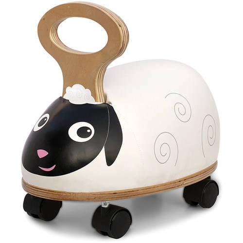 Kids Preferred Skipper Ride 'n' Roll Lamb