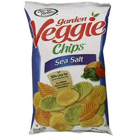 Hain Celestial Group Sensible Portions  Veggie Chips, 5 oz
