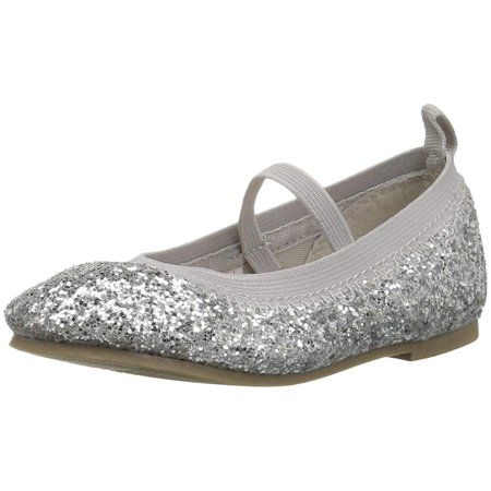 Kids Carter's Girls Amity Pull On Mary Jane Flats