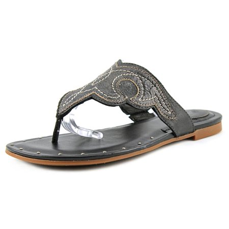 Sandal Open Mica Thong Leather Toe Ariat Women luT3cK1JF