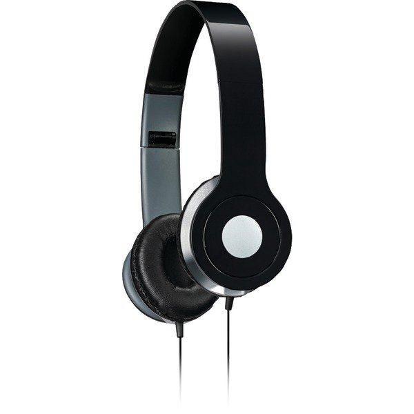 iLive IAH54 On-Ear Headphones, Multiple Colors