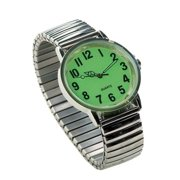 Easy to Read Glow in the Dark Watch-Mens