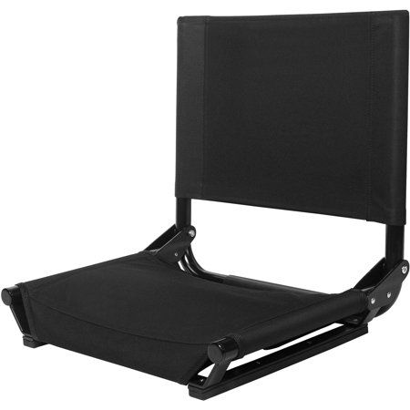 Cascade Mountain Tech Stadium Seat Black