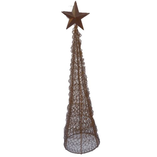Craft Outlet Wire Mesh Tree