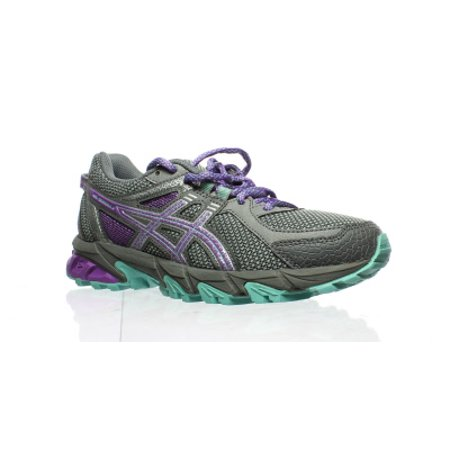 ASICS Womens Gel Sonoma 2 Gray Running Shoes Size 5 (C,D,W)
