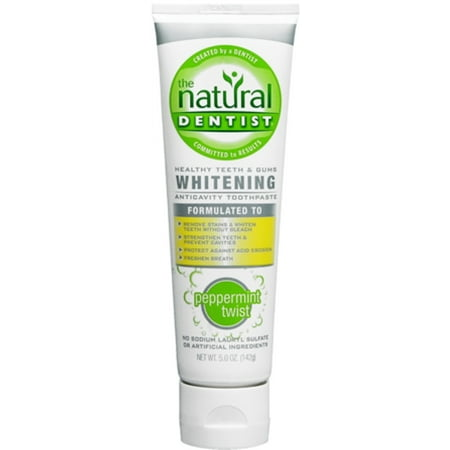 Natural Dentist Toothpaste Reviews