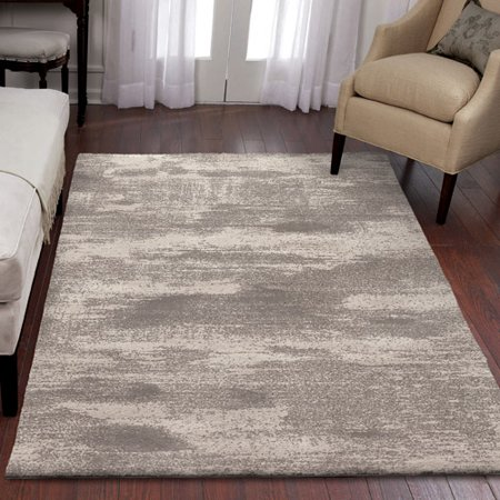 Better Homes And Gardens Hammond Grey Area Rug 5 3 X 7