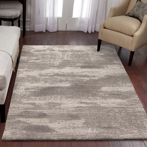 Better Homes And Gardens Hammond Grey Area Rug 5 3