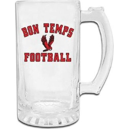 True Blood: Bon Temps Football 15 oz. Beer Mug