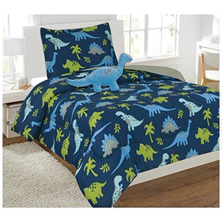 WPM Dinosaur BLUE print bedding set choose from Full/Twin ...