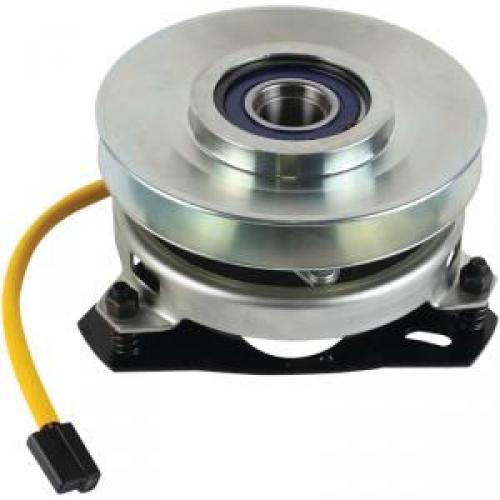 Electric Pto Clutch For Cub Cadet Mtd Bolens Huskee White Outdoor Troy Bilt Mower Tractor