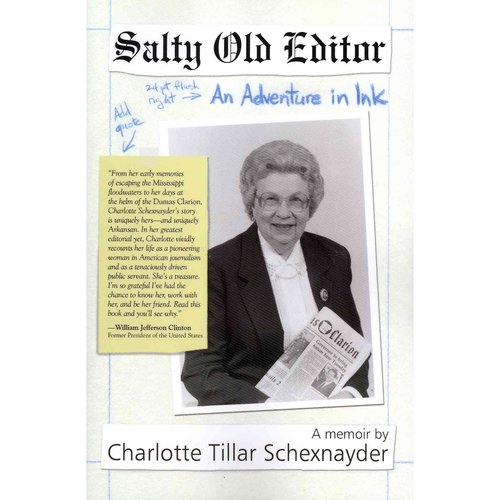 Salty Old Editor: An Adventure in Ink