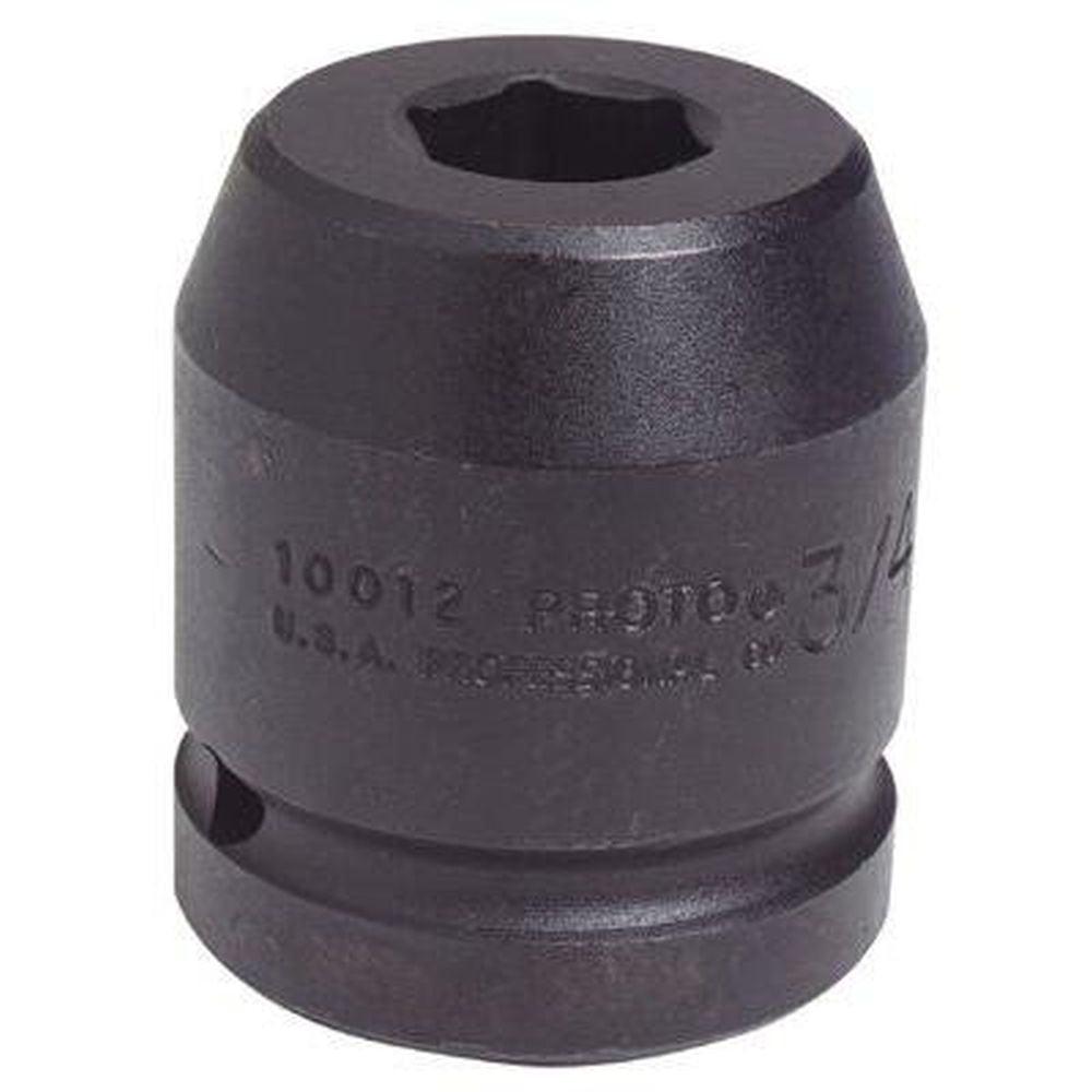 "Stanley J10030 6 Point 1"" Drive Impact Socket,1-7/8"""