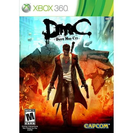 Devil May Cry: DmC, Capcom, XBOX 360, (Devil May Cry 1 Cheats Xbox 360)
