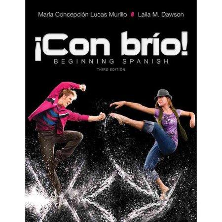 Con brio!: Beginning Spanish by