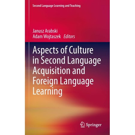 Aspects of Culture in Second Language Acquisition and Foreign Language Learning -