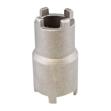 ABN | Clutch Remover Spanner Socket 20mm & 24mm Lock Nut Removal Tool for Honda Clutch Nut Wrench