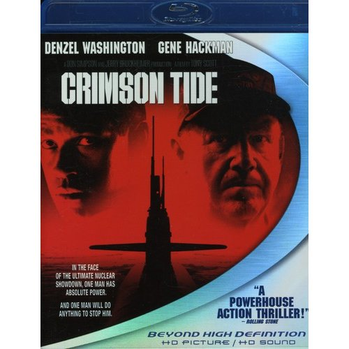Crimson Tide (Blu-ray) (Widescreen)
