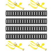Heavy Duty Commercial Strap & E-Track Tie-Down Kit