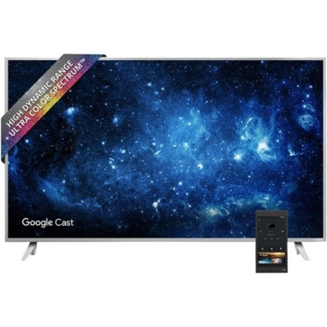 VIZIO SmartCast P50-C1 50-inch 4K Ultra HD LED Smart TV - 3840 x (Refurbished)