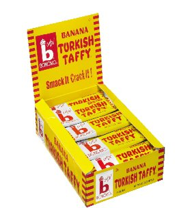 Bonomo Turkish Taffy Bonomo  Turkish Taffy, 24 ea