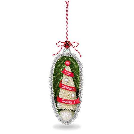 Hallmark Love Our Christmas Together Keepsake Christmas Ornament