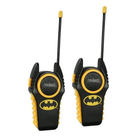 Sakar Molded Batman Walkie Talkies