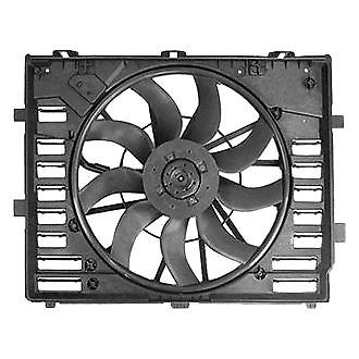 For Volkswagen Touareg 2012 Replace Radiator Fan Assembly
