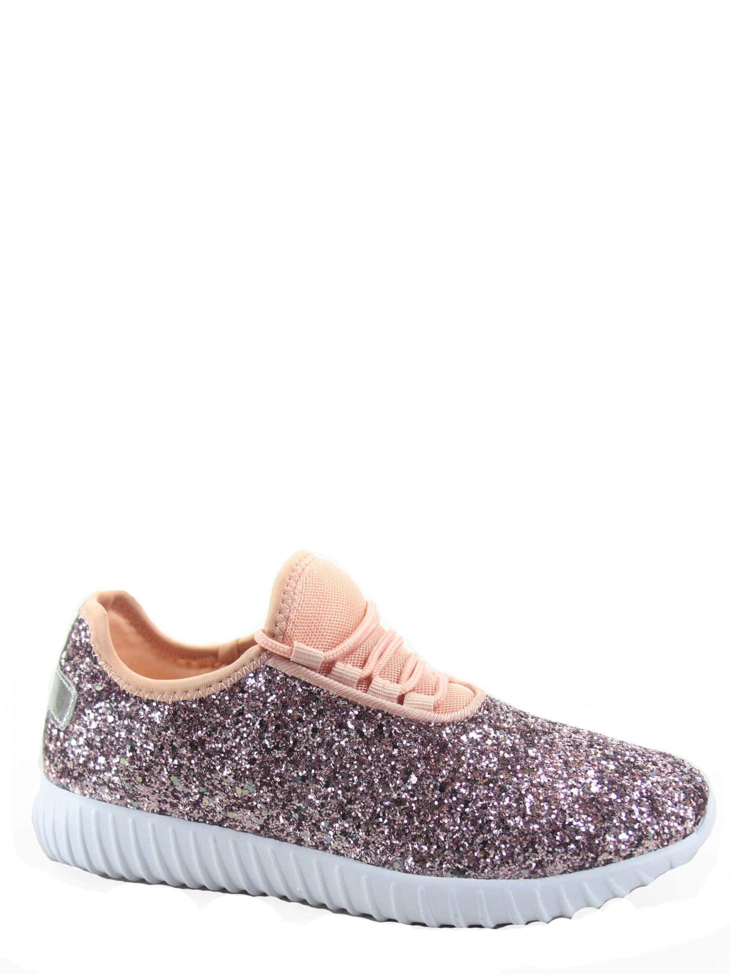 remy glitter sneakers