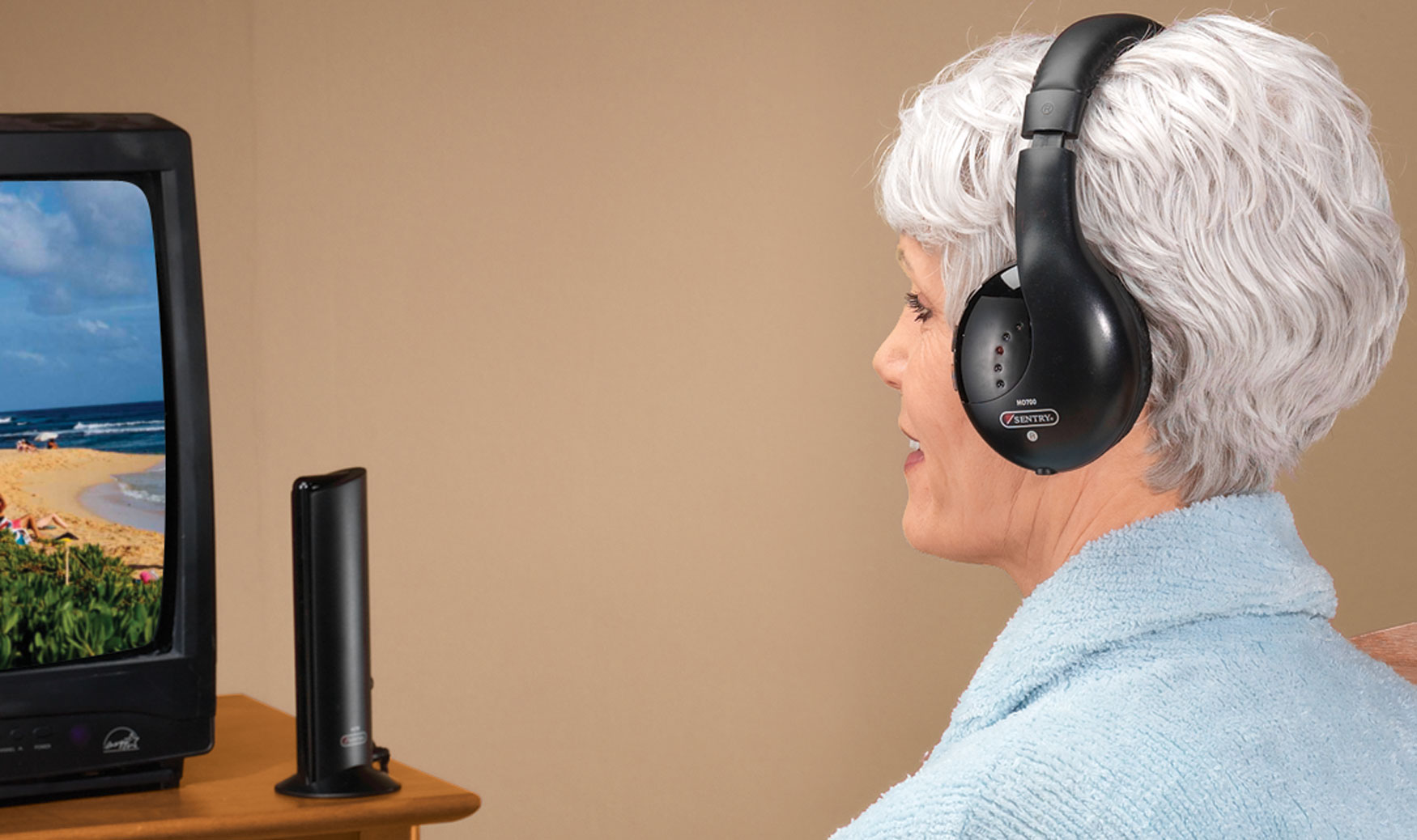 EasyComforts Wireless Headphones