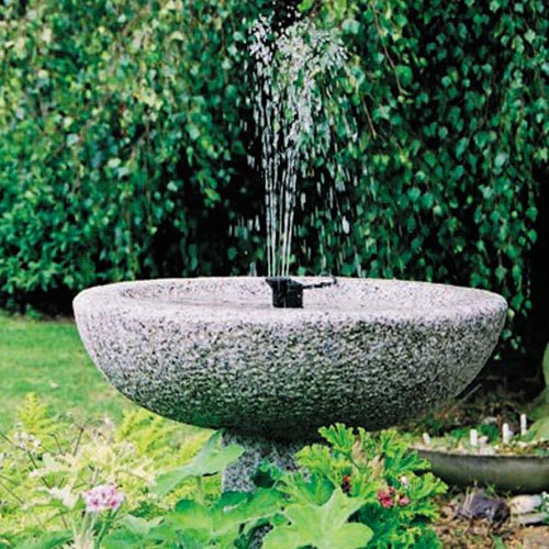 SunJet 150+ Solar Fountain Kit