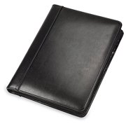 Best Leather Portfolios - Samsill Regal Executive Leather Padfolio / Portfolio, Wraparound Review