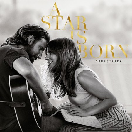 A Star Is Born Soundtrack (Clean Version) (CD)