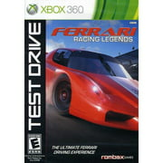 test drive: ferrari legends - xbox 360