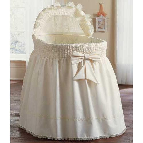 Precious Bassinet Liner/Skirt & Hood