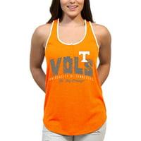 Tennessee Volunteers Choppy Arch Women'S/Juniors Team Tank Top