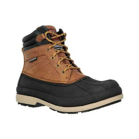 8ca8111cbb8 Men's Skechers Robards Slip Resistant Work Boot