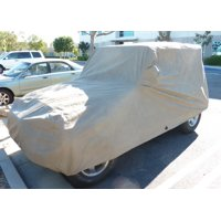 Covered Living 1976-2006 Jeep/Jeep Wrangler Cover