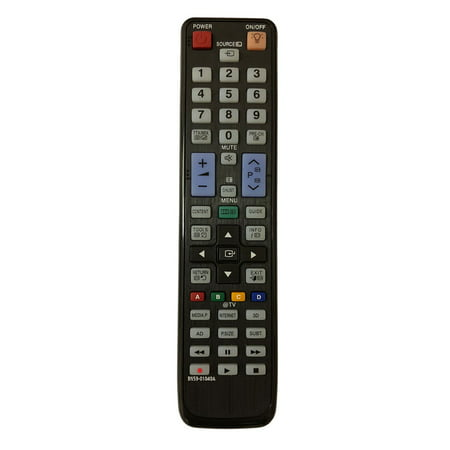 Replacement TV Remote Control for Samsung LE46C670 Television - image 1 of 2