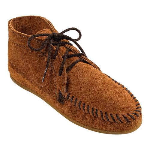 Women's Minnetonka Suede Ankle Boot by Minnetonka Womens Shoes