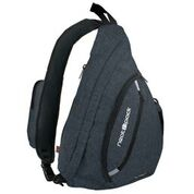 NeatPack Versatile Canvas Sling Bag / Travel Backpack /Wear Over Shoulder or Crossbody