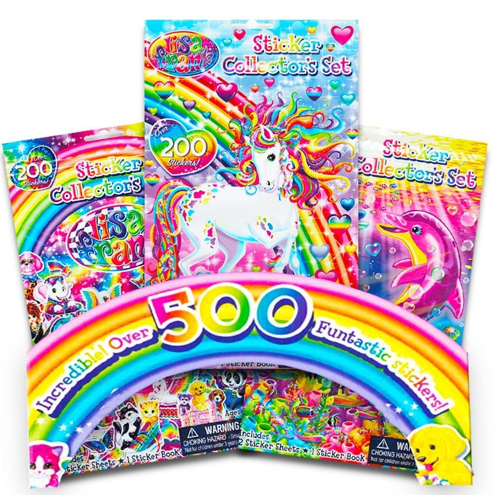 Stickers 500 Stickers Funtastic Sticker Booka Great Addition To