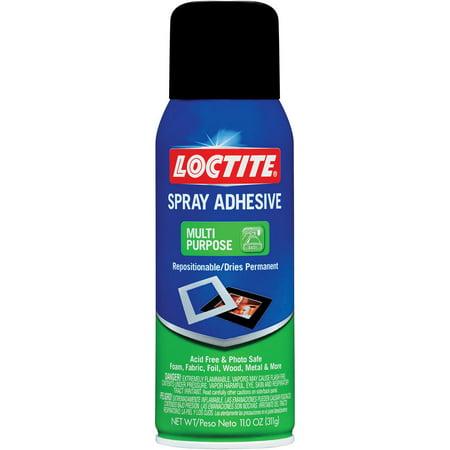 Loctite Multi Purpose Adhesive Spray, 11 Fl. Oz.