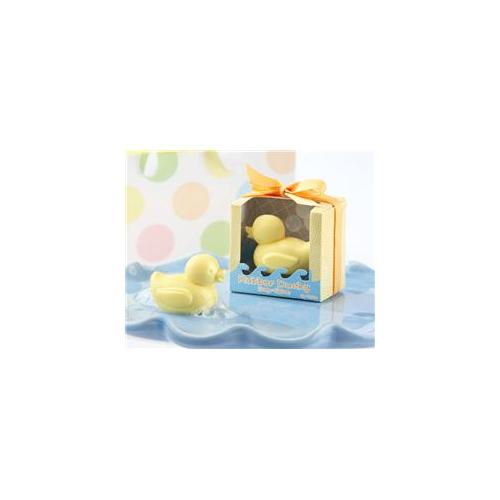 Kate Aspen 21029YL Rubber Ducky Soap- Case of 96