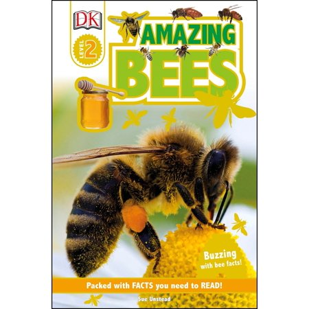 DK Readers L2: Amazing Bees : Buzzing with Bee Facts!](Bee Buzzing)