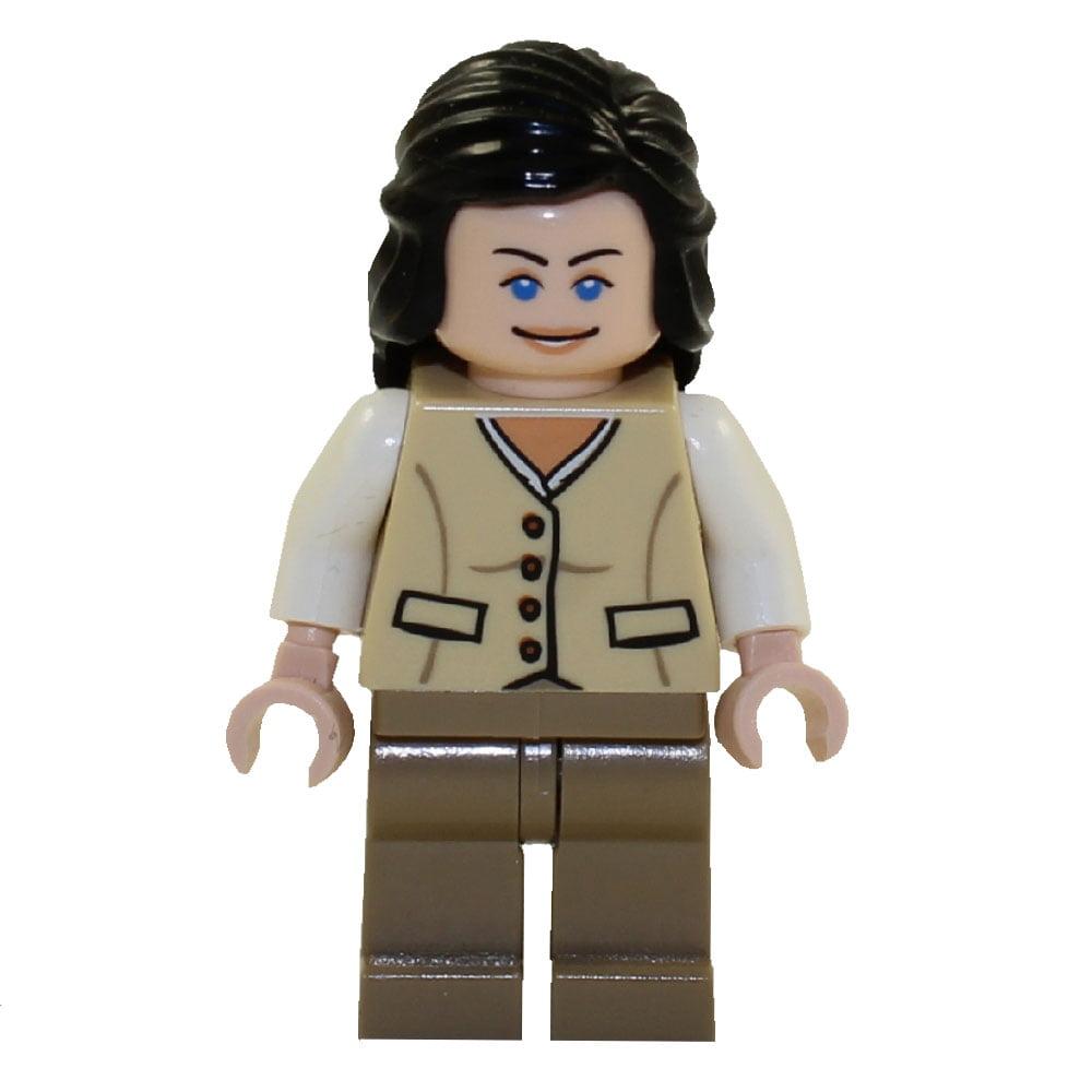Tan Outfit LEGO Minifigure MARION RAVENWOOD Indiana Jones