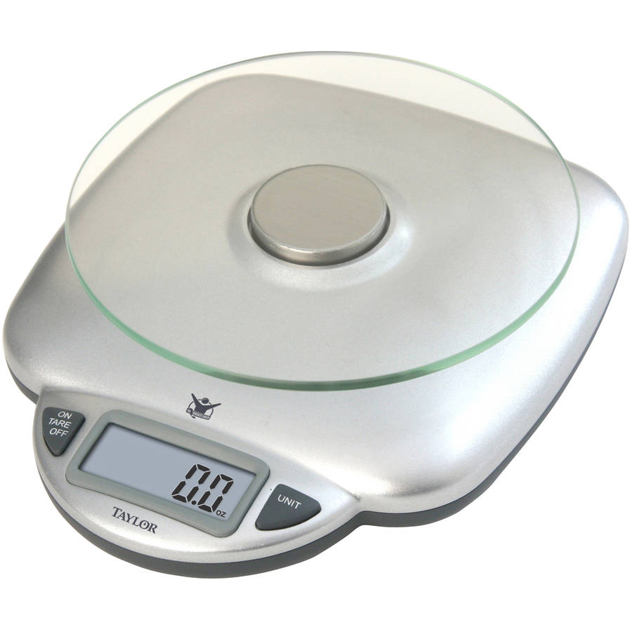 Wonderful Taylor 3842BL Biggest Loser Digital Kitchen Scale